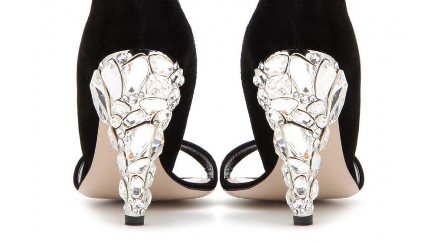 Buty ślubne DIY