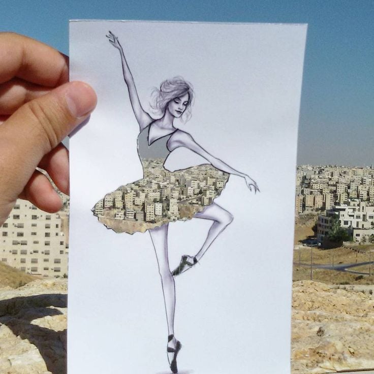 shamekh bluwi rysunki