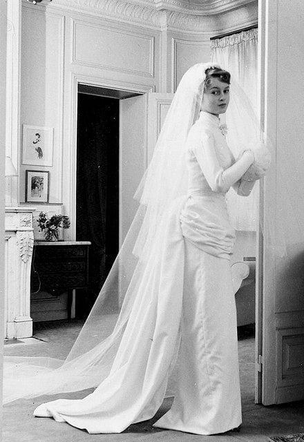 ślub brigitte bardot