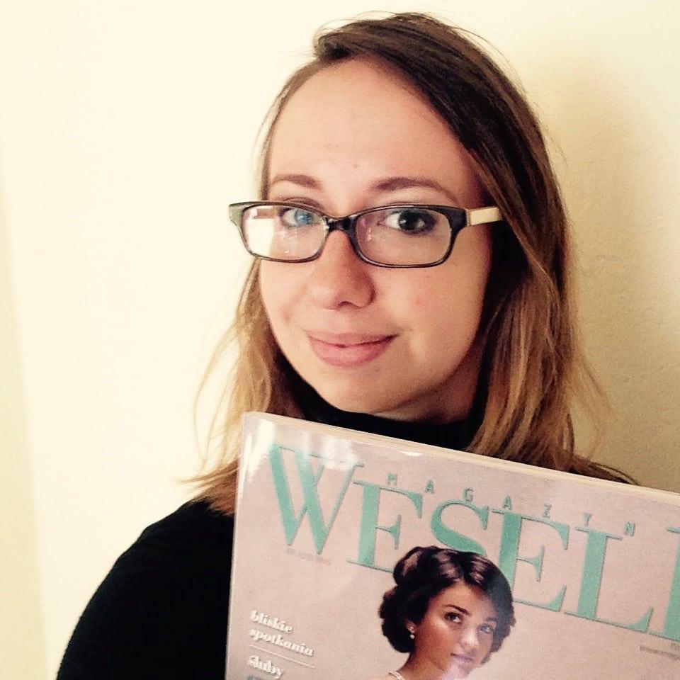 magazyn wesele publikacja