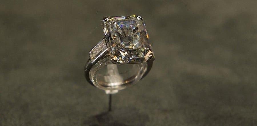 grace kelly pierścionek zaręczynowy