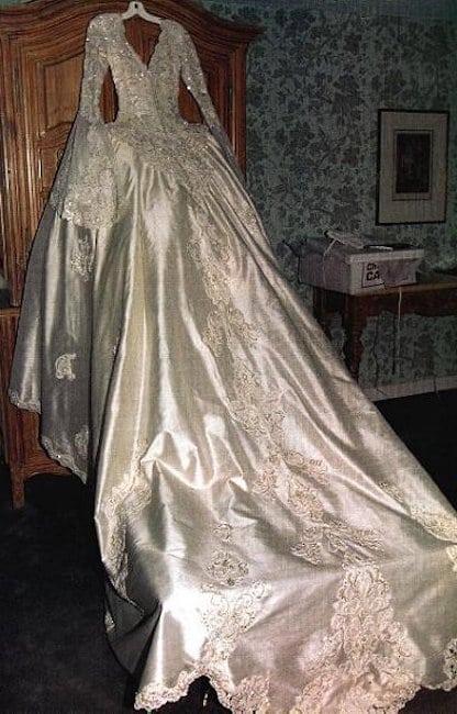 ślub Celine Dion