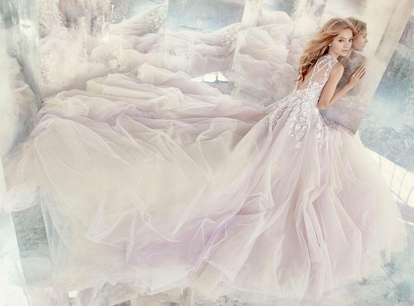suknie ślubne Hayley Paige