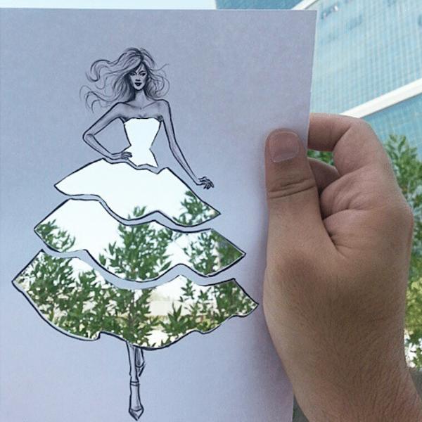 rysunki Shamekh Bluwi