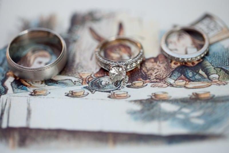 Ślub Alicja w Krainie Czarów