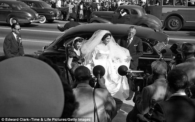 ślub elizabeth taylor