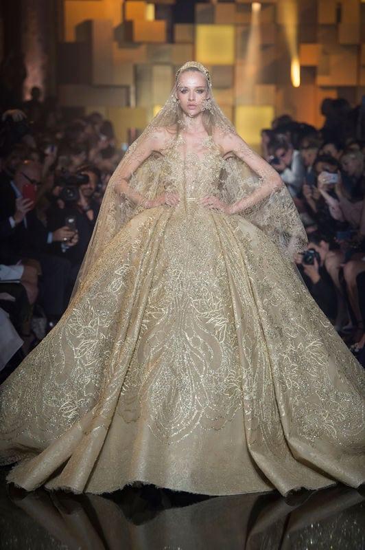 Suknia ślubna Elie Saab