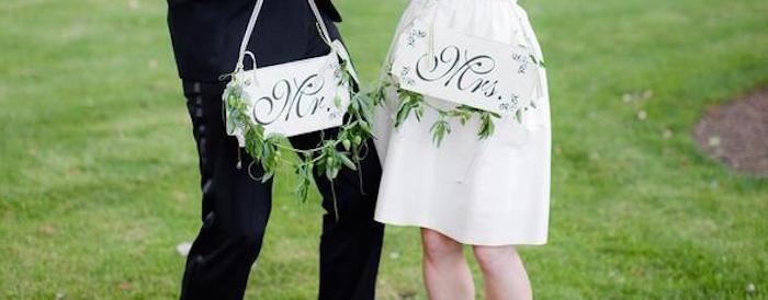 udział narzeczonego w weselu