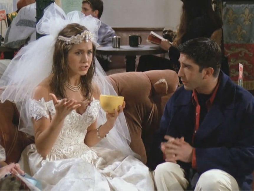 ślub jennifer aniston