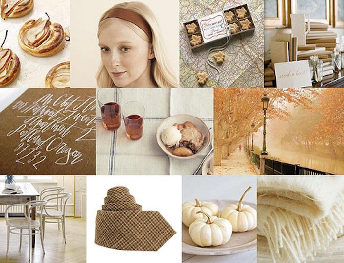 jesienny ślub