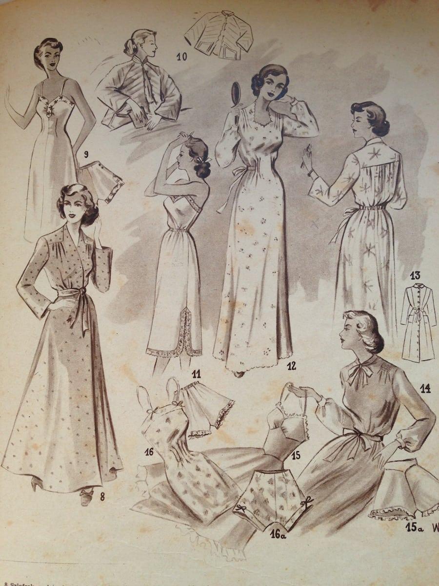 świat mody noc poślubna