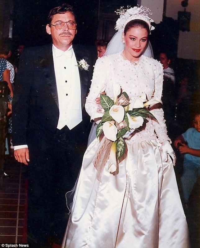 ślub sofia vergara
