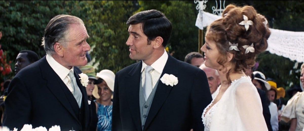 james bond ślub
