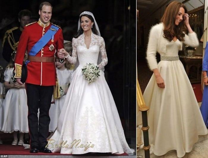 dwie sukienki ślubne