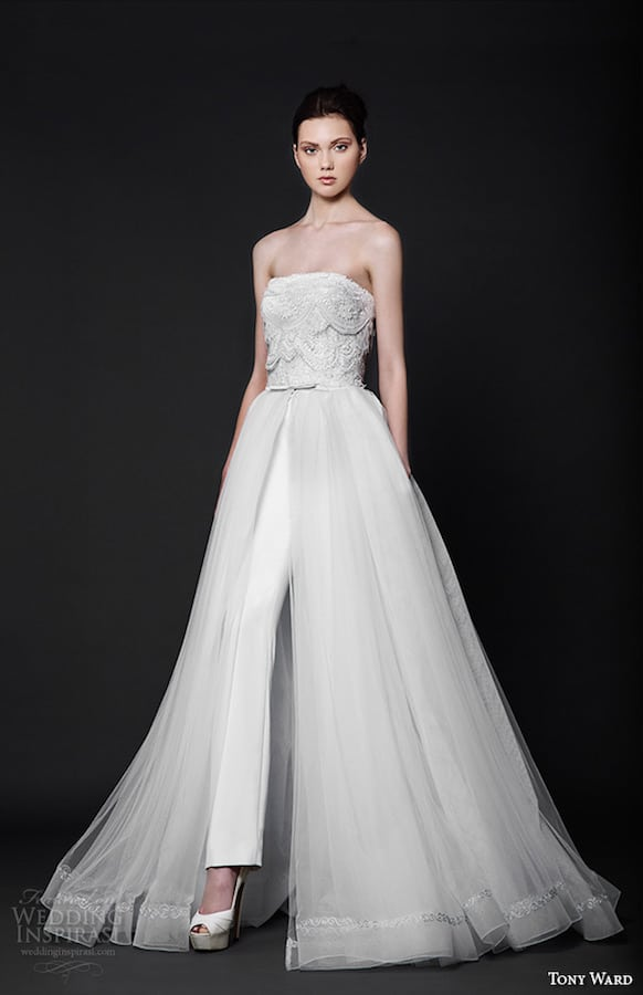 tony-ward-2016-bridal-strapless-straight-across-neckline-pants-with-a-line-overskirt-alba
