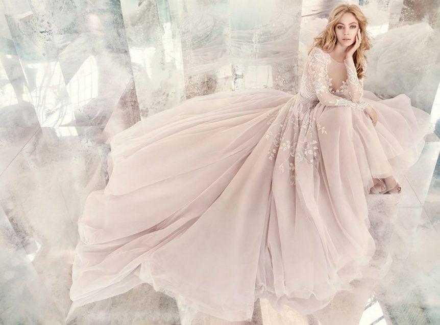 Suknie ślubne Hayley Paige Weselne Przypadki Justyna Kościelska