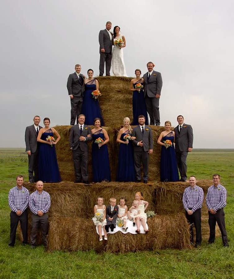 ślub wiejski