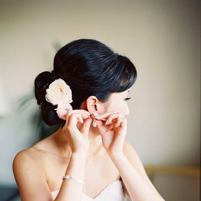Floral-Wedding-Hairstyles-Caroline-Tran-Photography