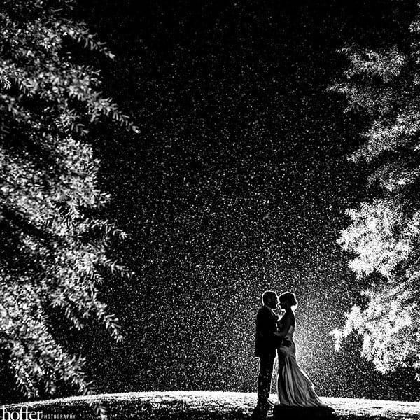 brzydka pogoda w dniu ślubu