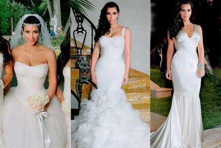 zmiana sukni ślubnej