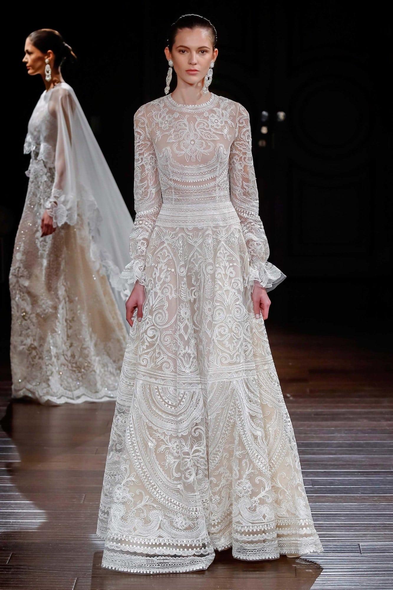 suknie ślubne naeem khan